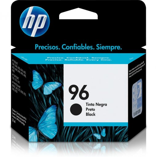 Cartucho HP 96 Preto 21ml C8767WB