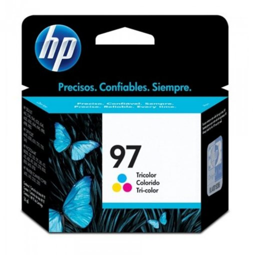 Cartucho HP 97 Colorido 14ml C9363WB