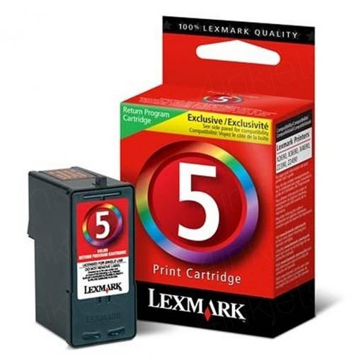Cartucho Lexmark 05 Colorido 7,5 ml 18C1960