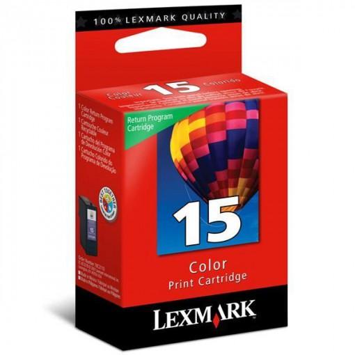 Cartucho Lexmark 15 Colorido 7,5 ml 18C2110