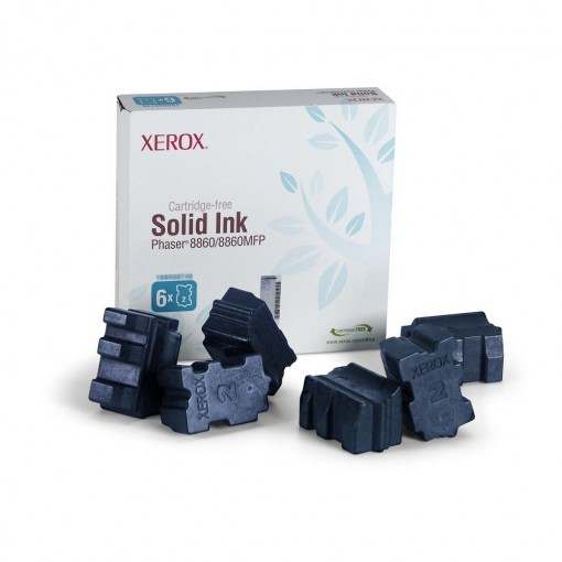 Cera Sólida Xerox Phaser 8860 Ciano 108R00817