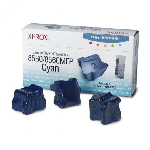 Cera Sólida Xerox R0764 Ciano 108R00764