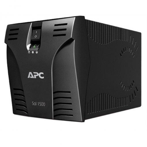 Estabilizador Profissional APC SOL 1500UP (9100700021) Bivolt/115V NET - 6 Tomadas