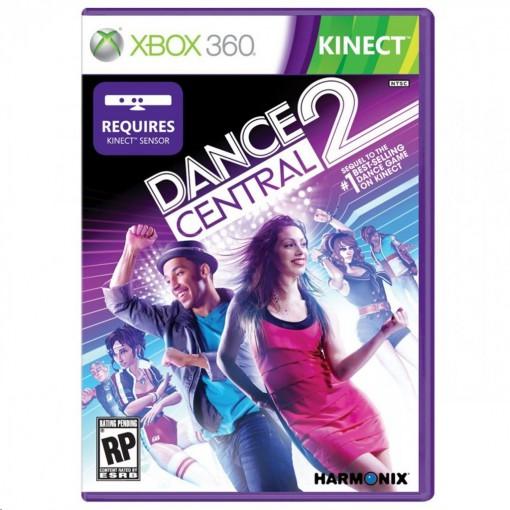 Jogo Dance Central 2 Xbox 360 Kinect - Harmonix