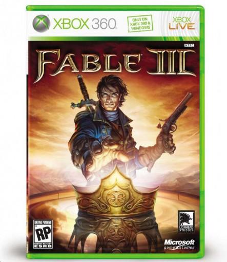 Jogo Fable III Xbox 360 - Microsoft