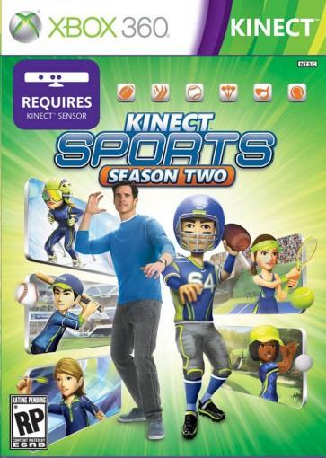 Jogo Kinect Sports 2 Xbox 360 Kinect - Microsoft