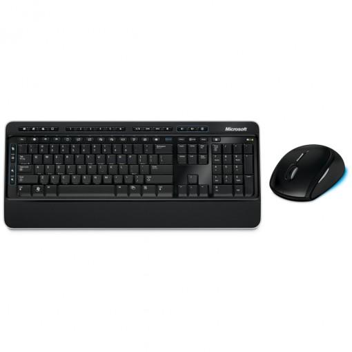 Kit Teclado e Mouse Microsoft Desktop 3000 MFC-00006