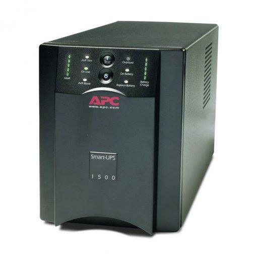 No Break APC Smart-UPS SUA1500-BR 1500VA USB & Serial 120V - Novo Padrão de Tomadas
