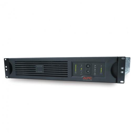 No Break APC Smart-UPS SUA1500RM2U-BR 1500VA 120V RM 2U USB & Serial - Novo Padrão de Tomadas