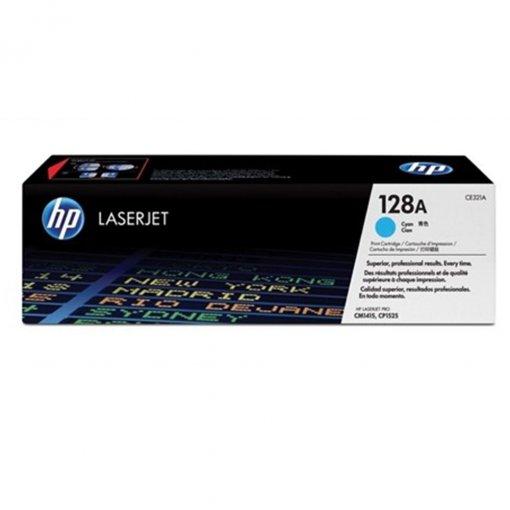 Toner HP 128A Ciano CE321AB