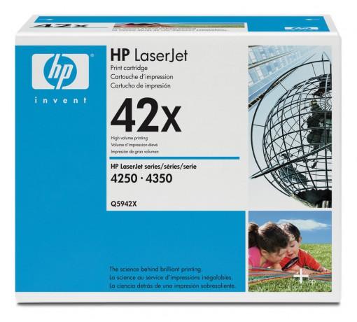 Toner HP 42X Preto Q5942X