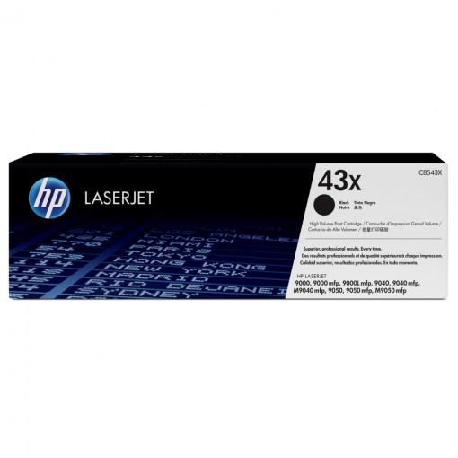 Toner HP 43X Preto C8543X
