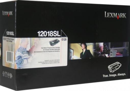 Toner Lexmark E120 Preto 12018SL