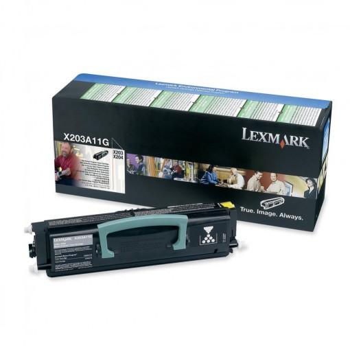 Toner Lexmark 203A Preto X203A11G