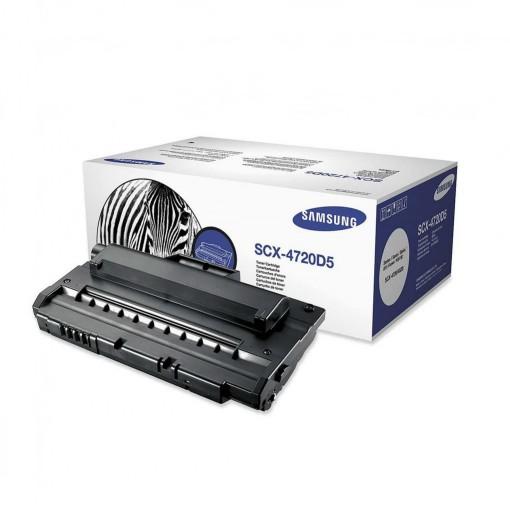 Toner Samsung 4720D Preto SCX-4720D5