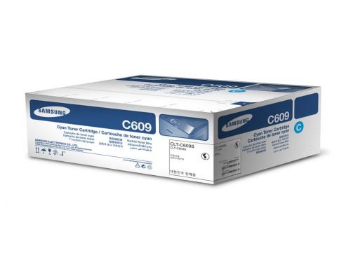 Toner Samsung C609S Ciano CLT-C609S