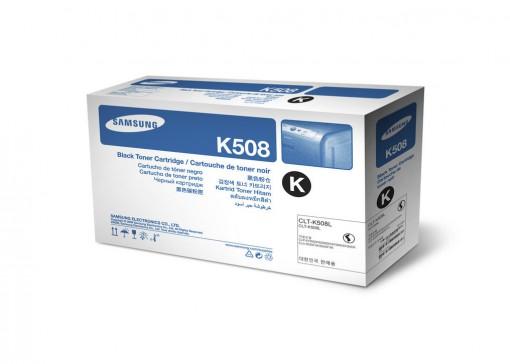 Toner Samsung K508 Preto CLT-K508L