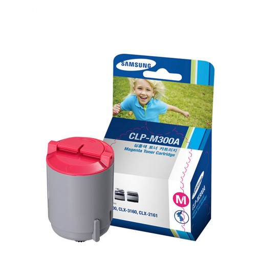 Toner Samsung M300 Magenta CLP-M300A