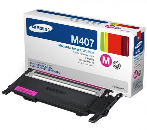 Toner Samsung M407 Magenta CLT-M407S