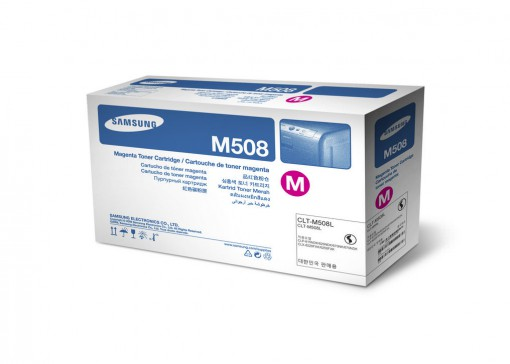 Toner Samsung M508 Magenta CLT-M508L