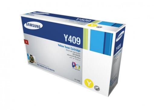 Toner Samsung Y409 Amarelo CLT-Y409S