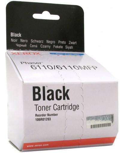 Toner Xerox R01203 Preto 106R01203