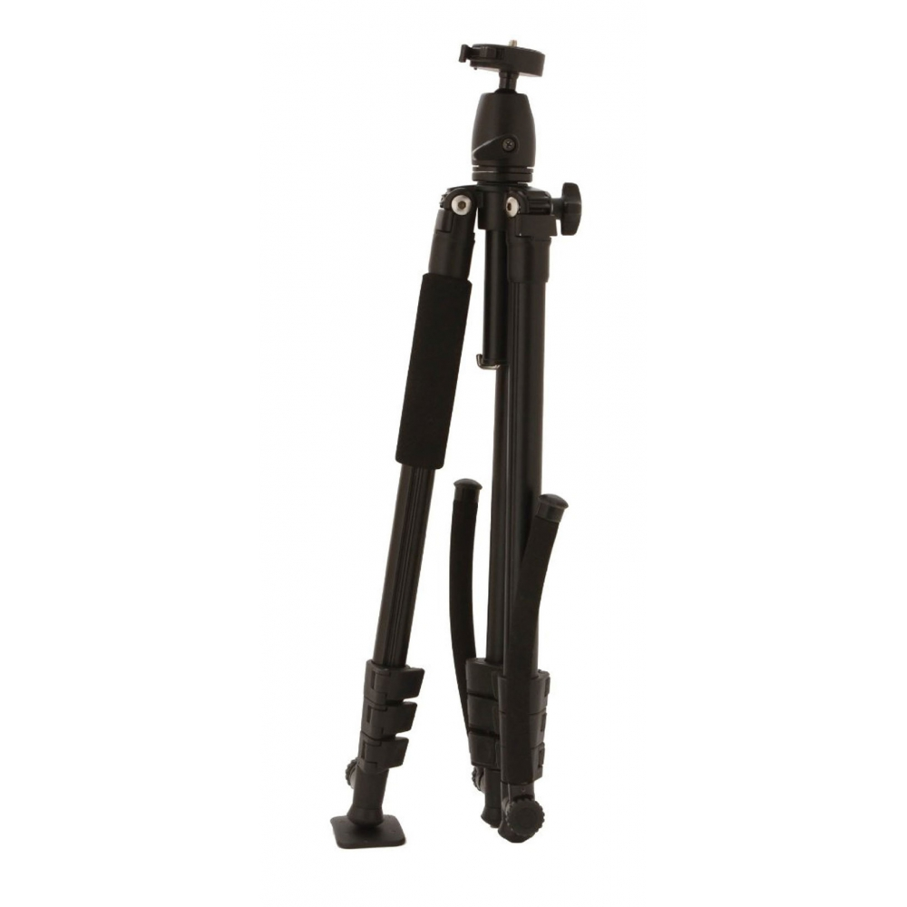 Tripé e estabilizador de ombro para câmeras e filmadoras - VIVITAR