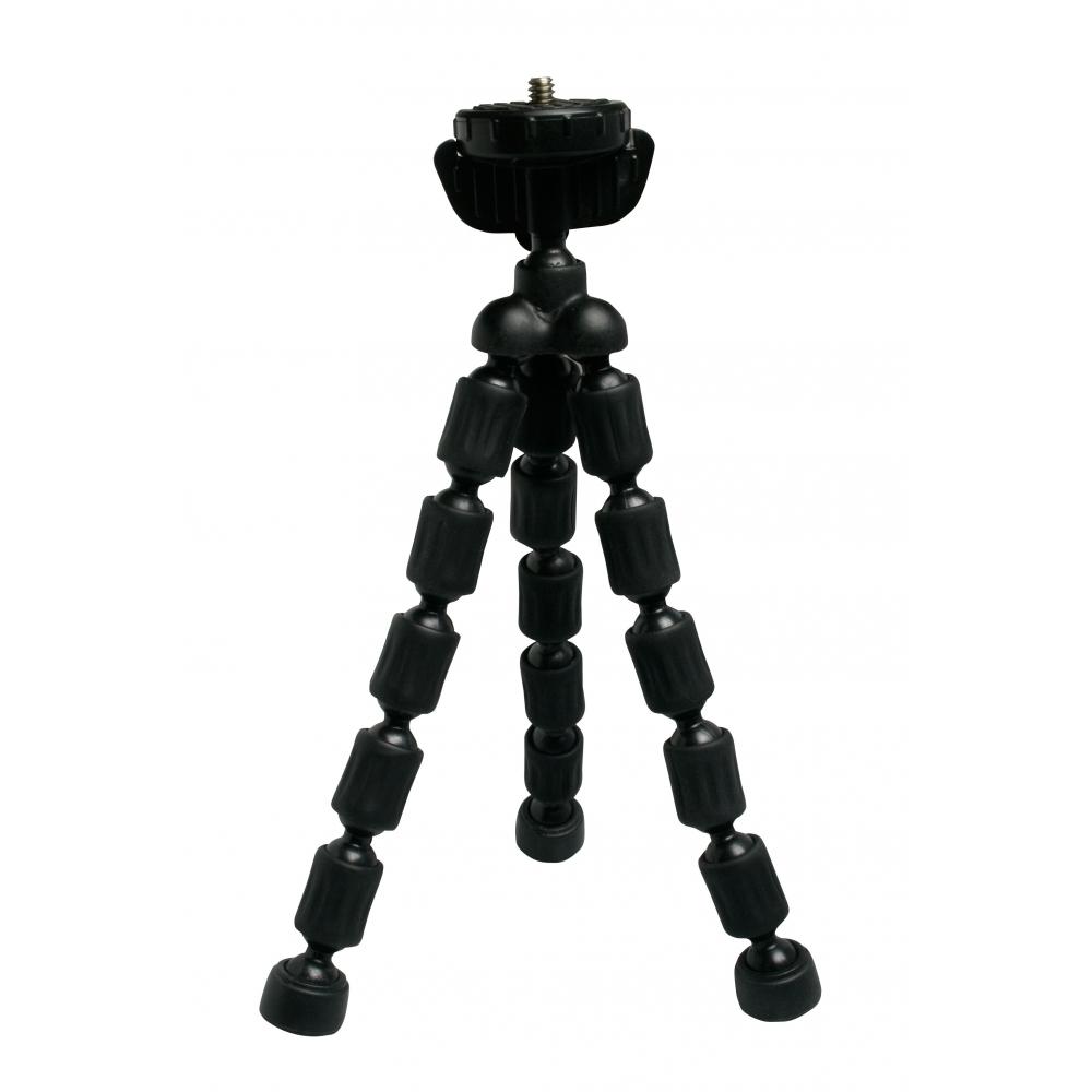 Tripé flexível com altura de 17,8 cm  - VIVITAR