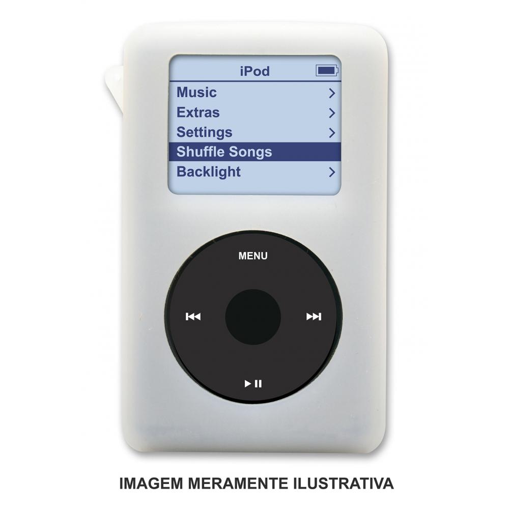 Estojo de Silicone I-Concepts para Ipod Photo - 16488
