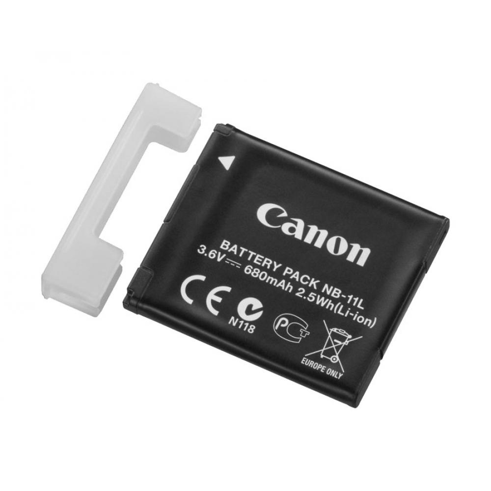 Bateria original Canon para câmeras séries A, ELPH e SX - Canon