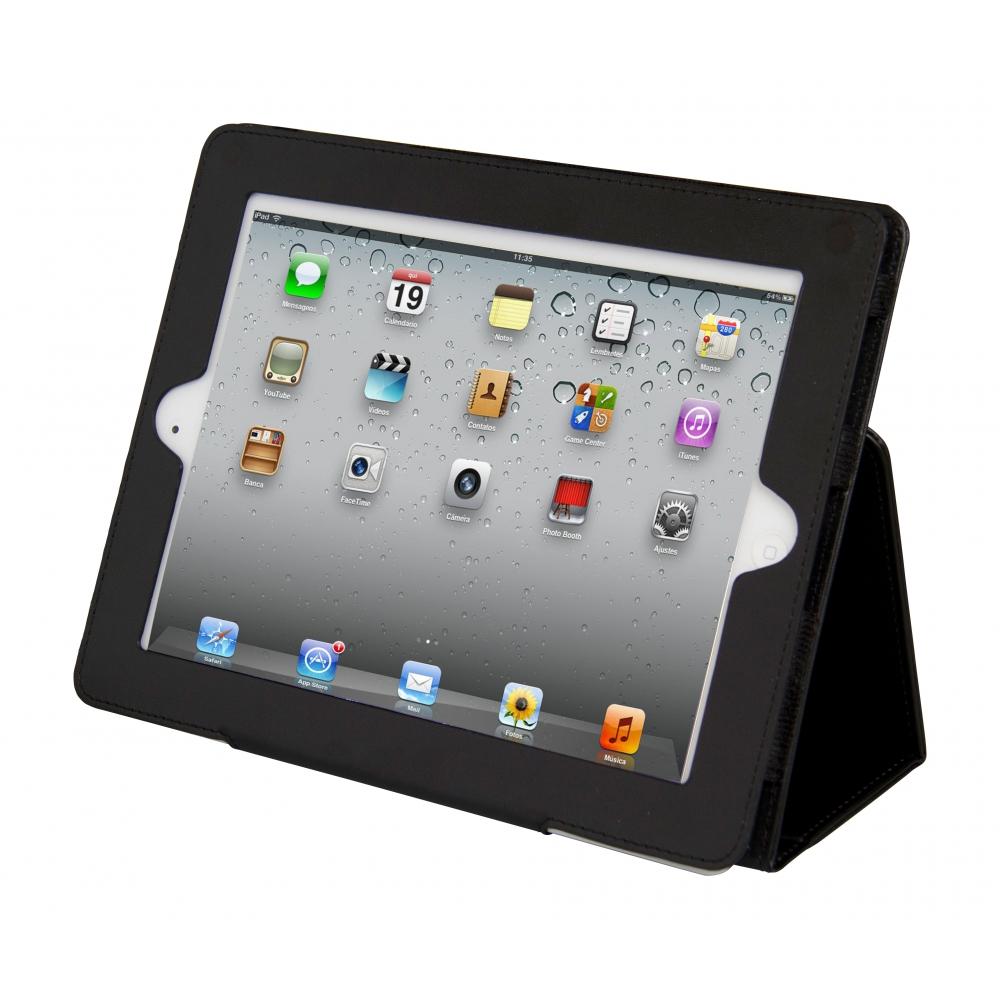 Capa e suporte para iPad, iPad 2 e iPad 3  - VIVITAR