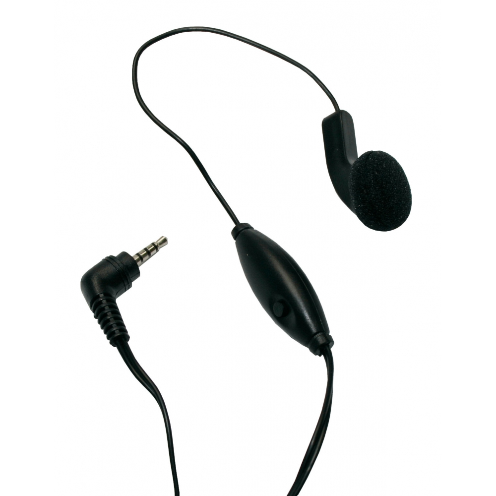 Fone de Ouvido com Microfone Coby para Tungsten W - CVE1