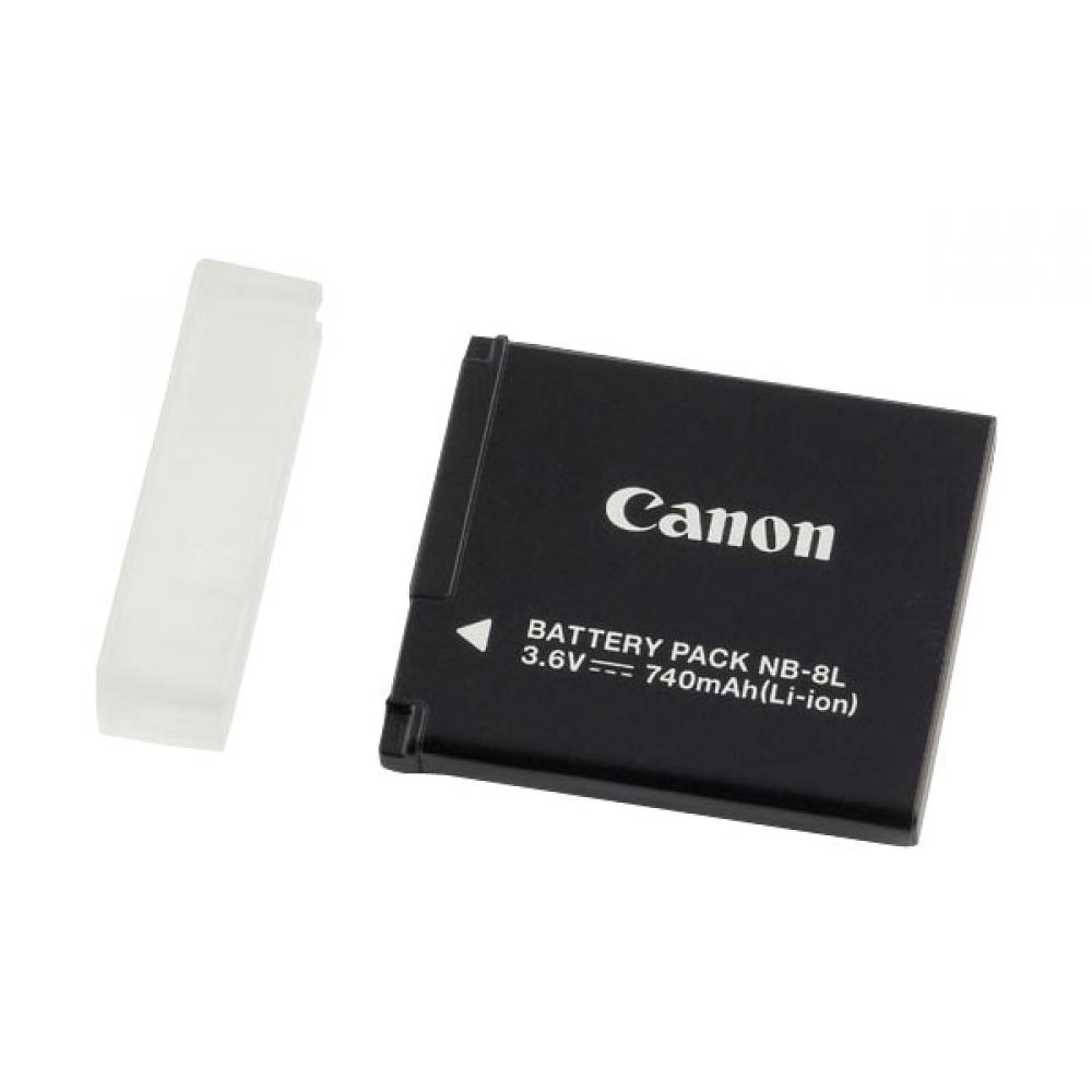 Bateria recarregável para câmeras Canon Powershot A 3100IS e A3000IS - Canon