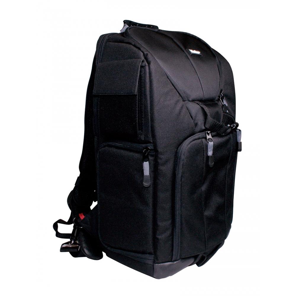 Mochila para câmera digital SLR, lente, notebook com tela de 15.4 polegadas - VIVITAR