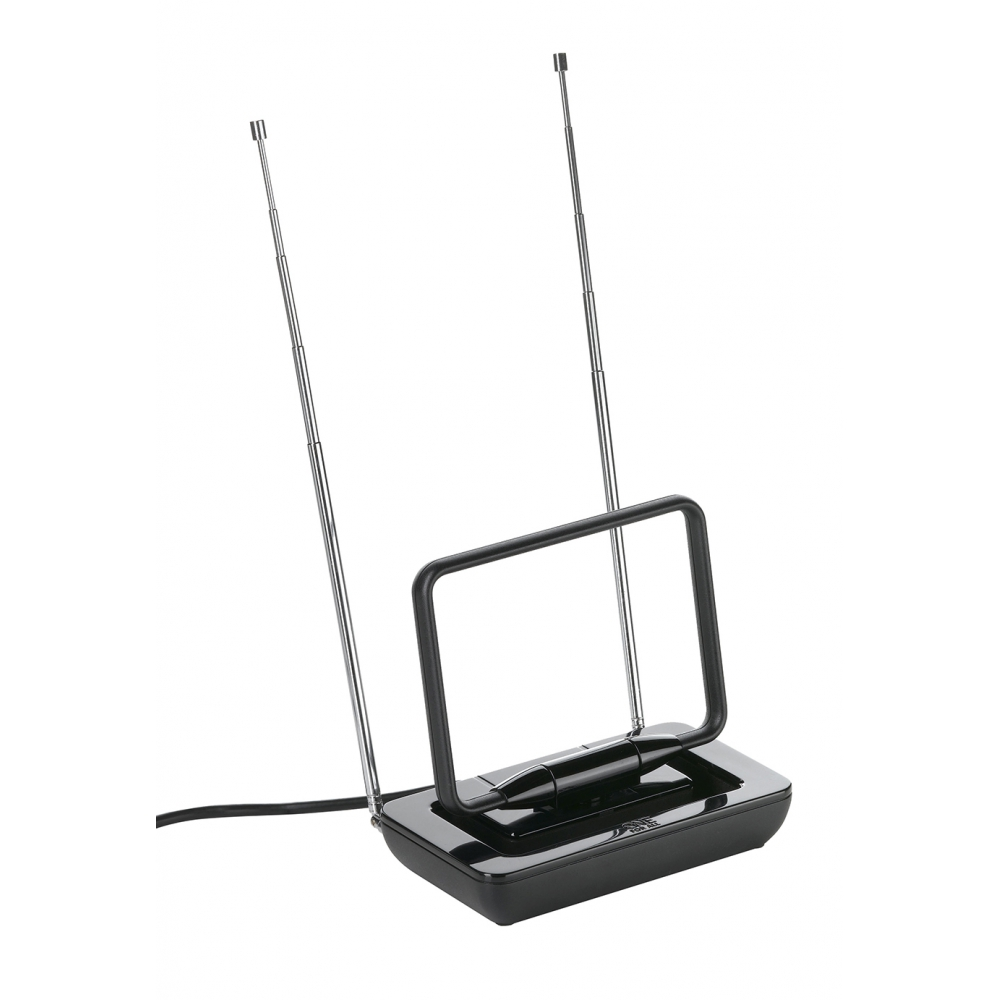 Antena interna de TV / UHF / VHF e FM - ONE FOR ALL