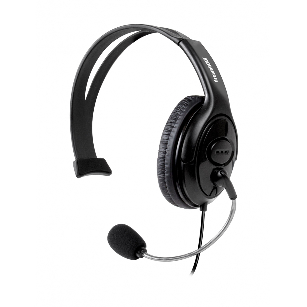 Headphone X-Talk Solo Dreamgear com Microfone para Xbox 360 - DG360-1721
