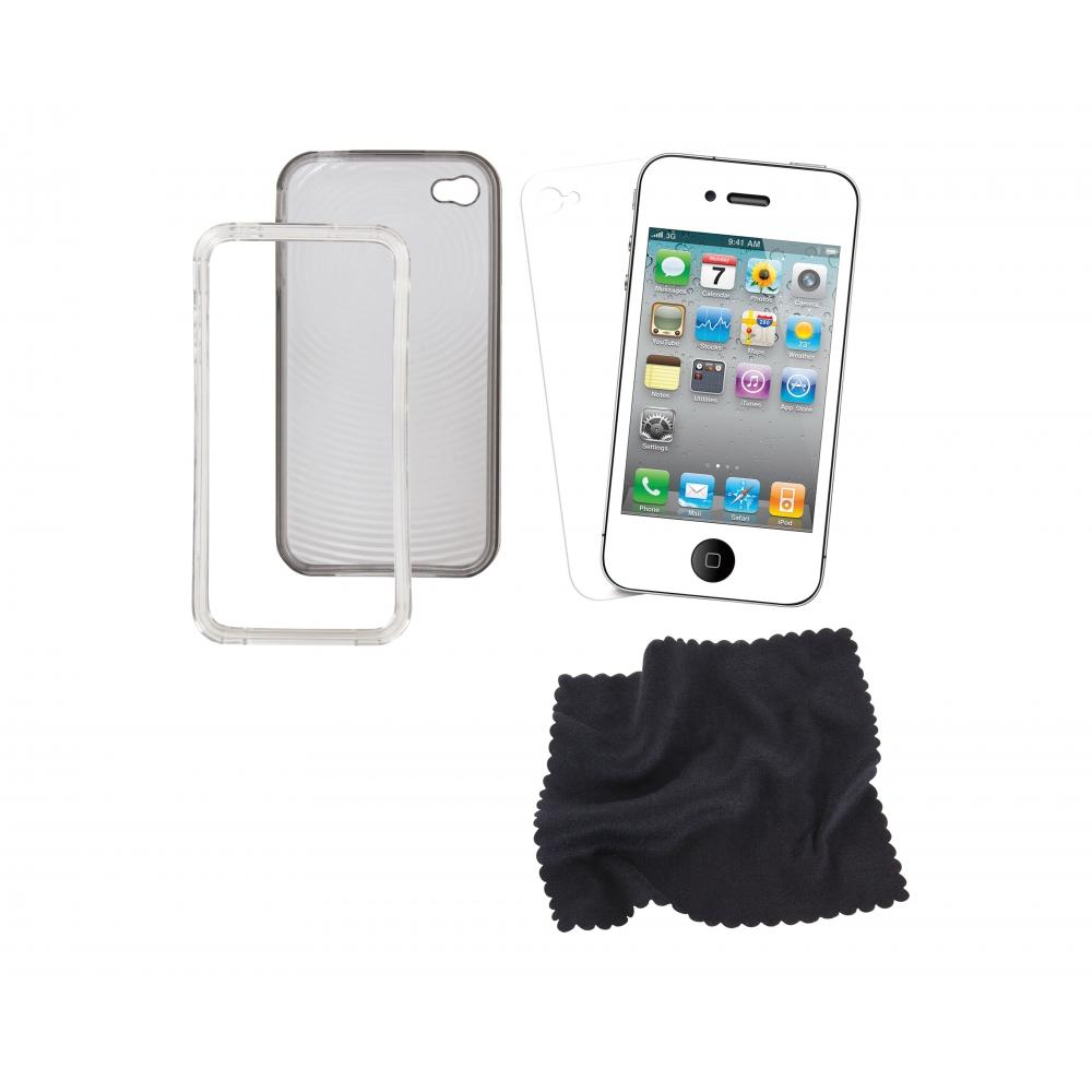 Kit de Acessórios Dreamgear para Iphone 4 - DGIPOD1580