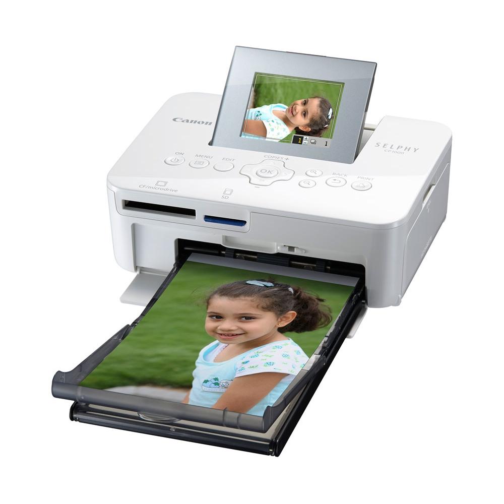 Impressora Fotográfica Portátil Canon Selphy - CP1000