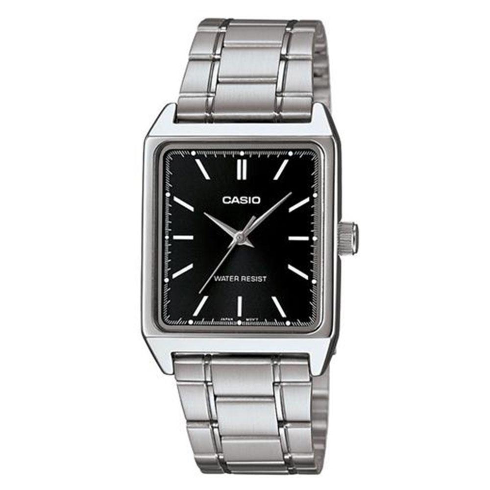 Relógio Masculino Analógico Casio MTP-V007D-1EUDF - Prata