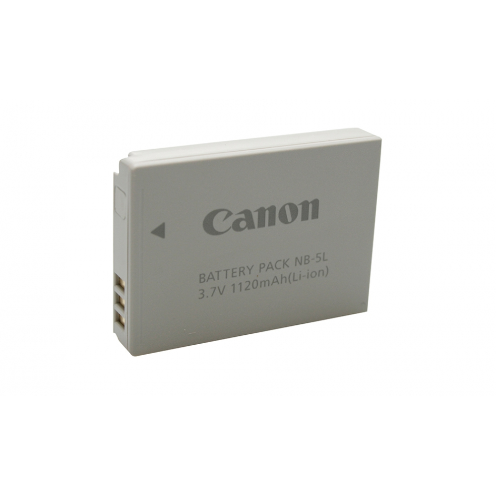 Bateria recarregável para câmeras Canon PowerShot Série S, SD e SX - Canon