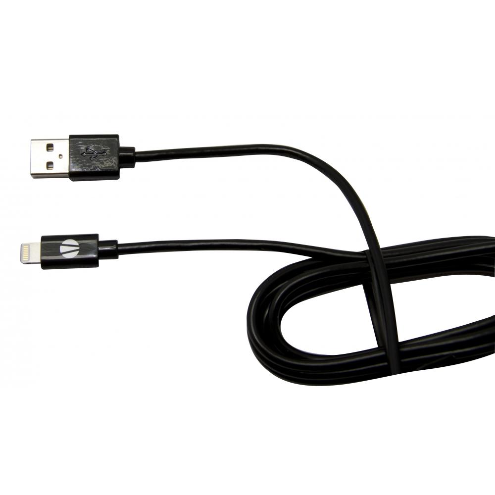 Cabo USB com conector lightning para iPod, iPhone e iPad  - VIVITAR