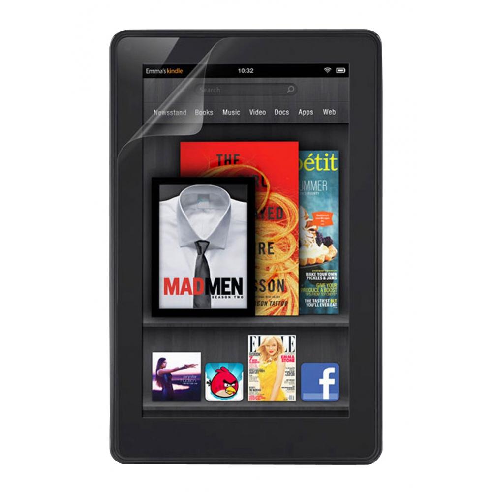 Kit com 2 protetores de tela para Kindle Fire de 7 polegadas - VIVITAR