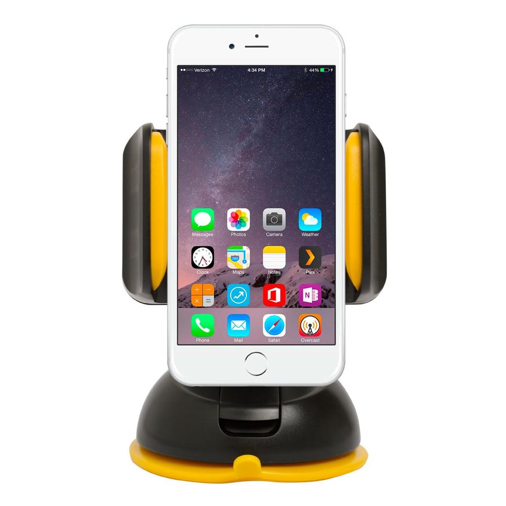 Suporte veicular 2 em 1 para smartphone: ventosa ou saída de ar - KODAK