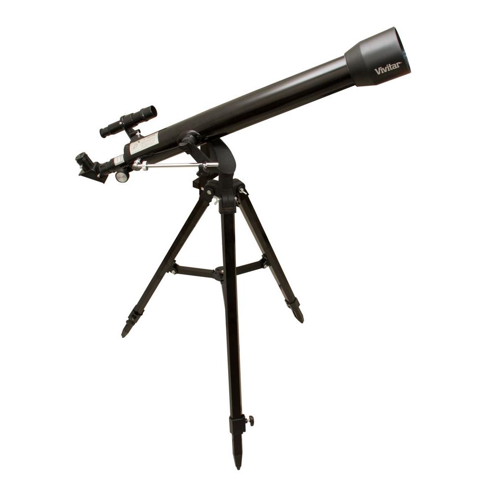 Telescópio de refração 168x/525x - VIVITAR