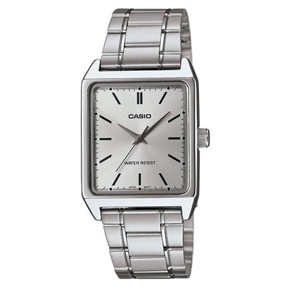 Relógio Masculino Analógico Casio MTP-V007D-7EUDF - Prata