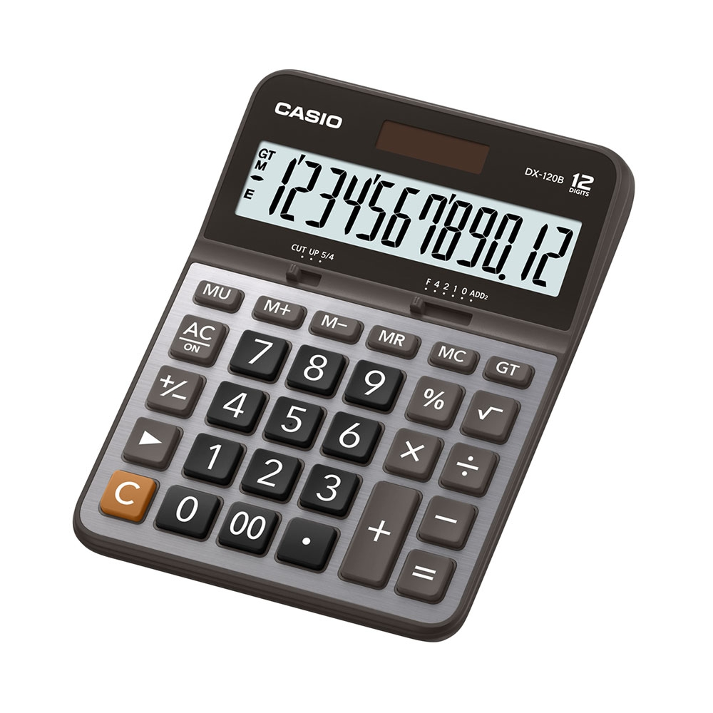 Calculadora de Mesa Casio - DX-120B