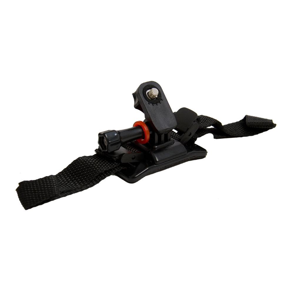 Suporte de capacete ventilado para câmera de ação  - VIVITAR