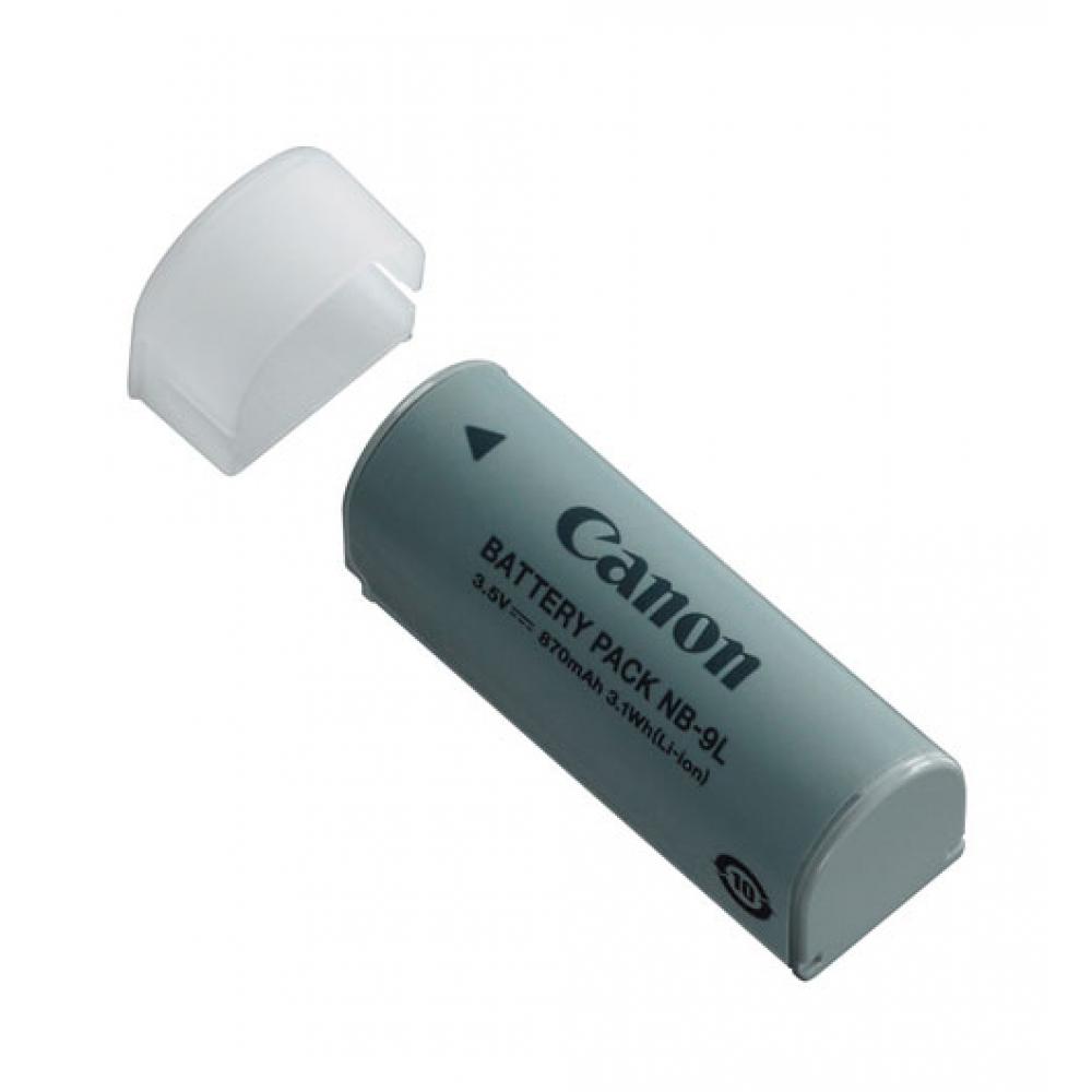 Bateria original Canon para câmeras séries N, ELPH e SD - Canon