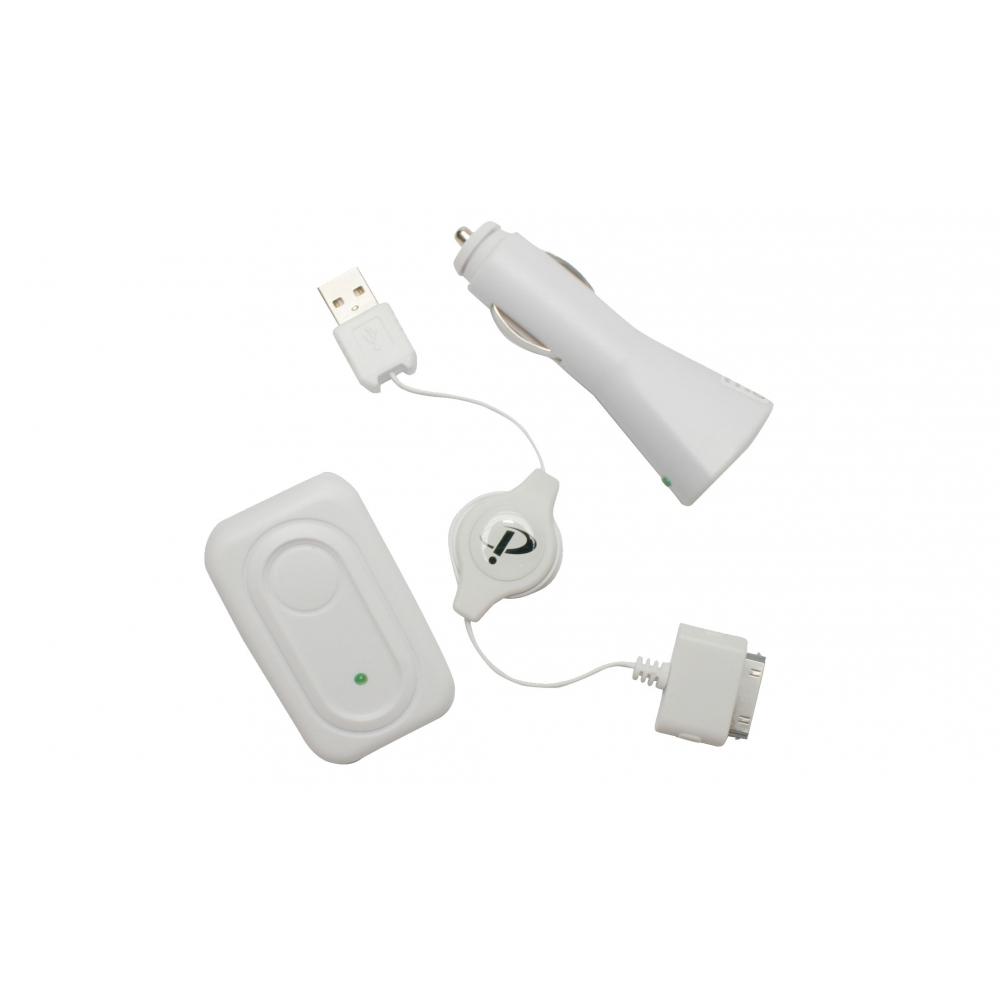 Kit Carregador de Tomada Veicular I-Concepts para Ipod - 15988