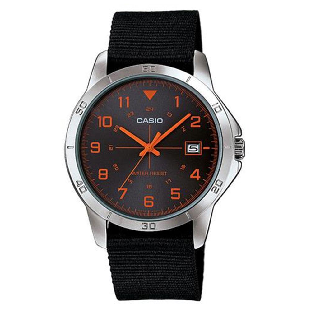Relógio Masculino Analógico Casio MTP-V008B-1BUDF - Preto